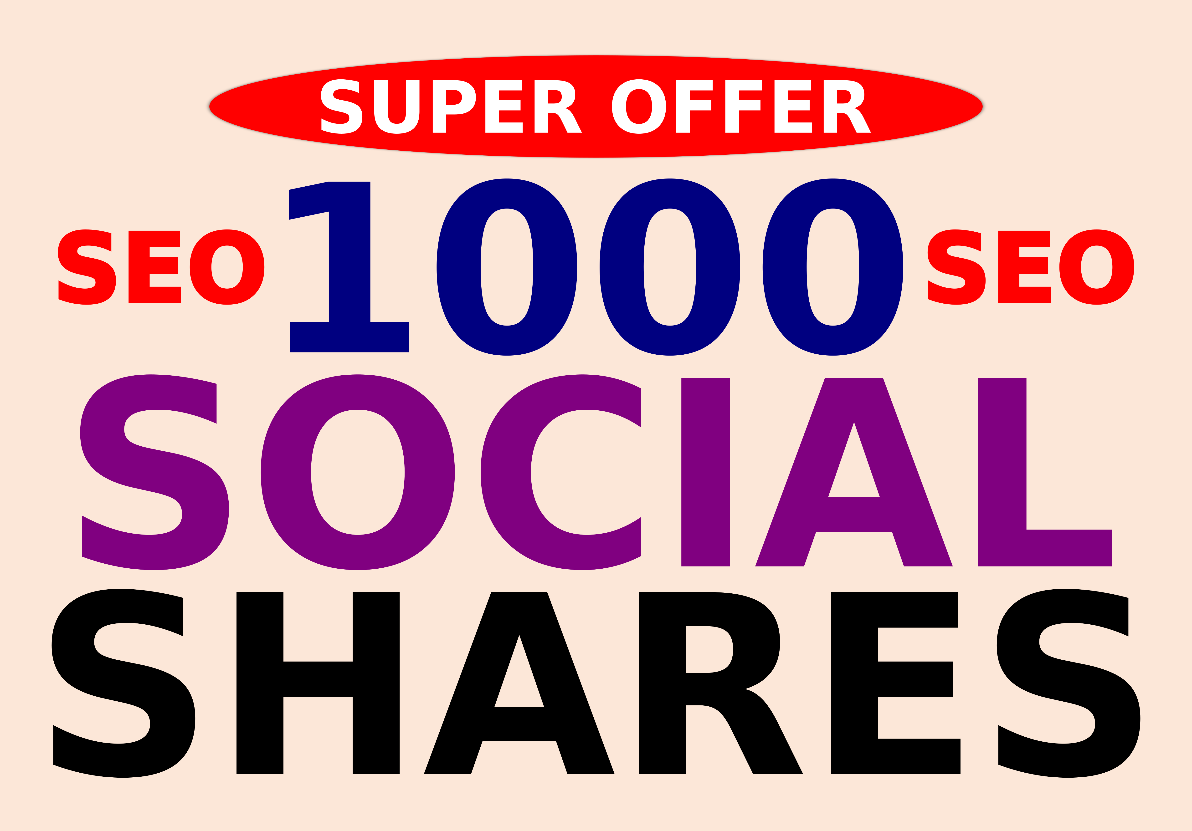 Share your link content on social media