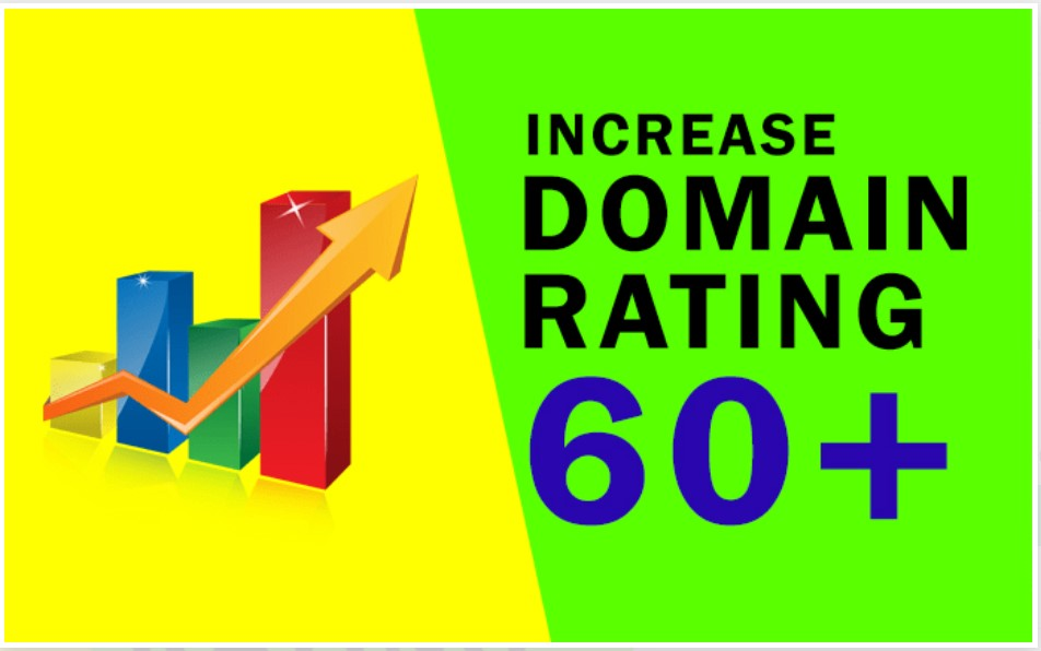 increase domain rating ahrefs dr 50 to 70