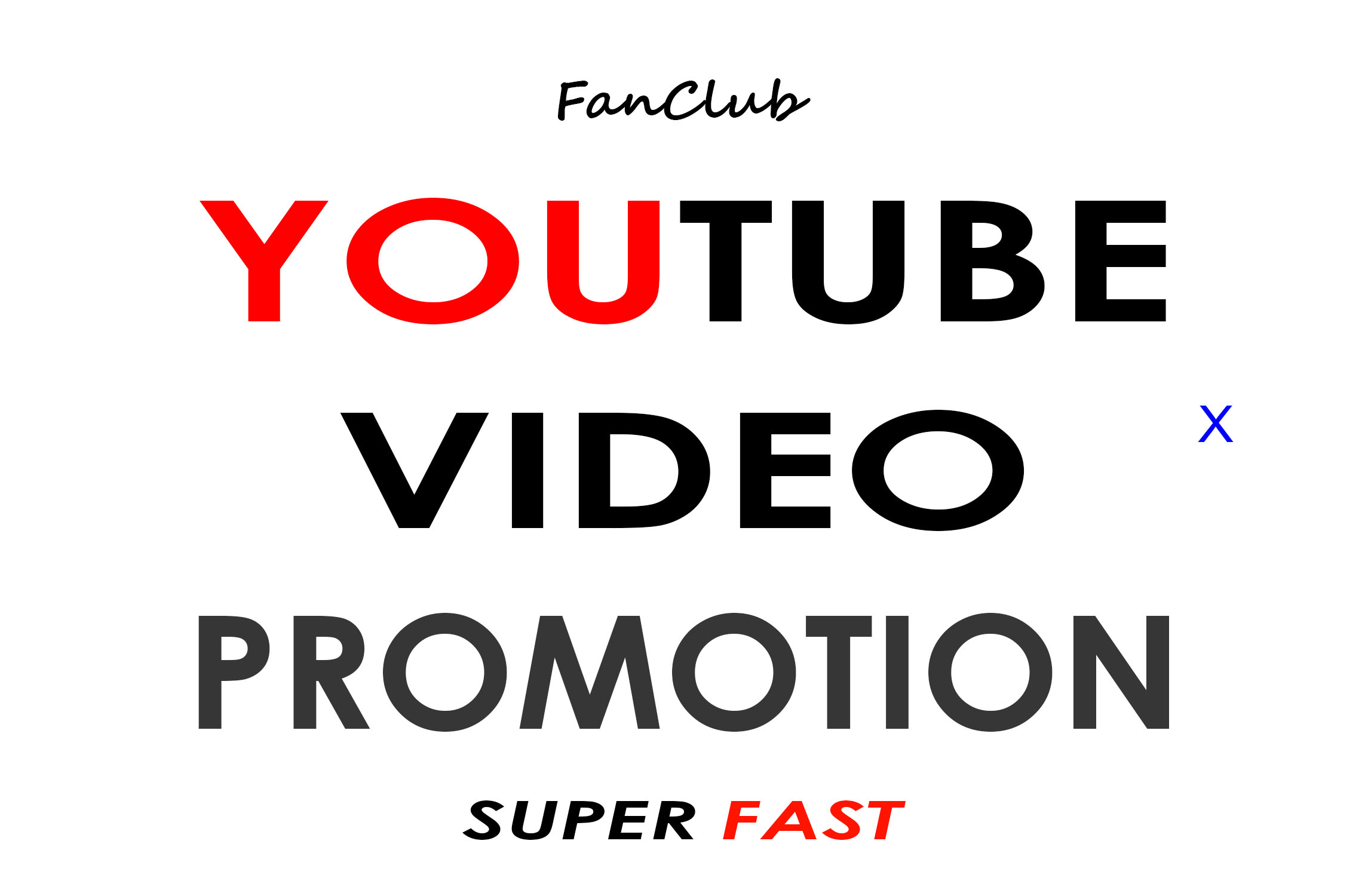 YOUTUBE VIDEO PROMOTION AND MARKETING REAL ORGANIC SERVICE