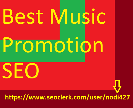 Great High Quality Music promotion