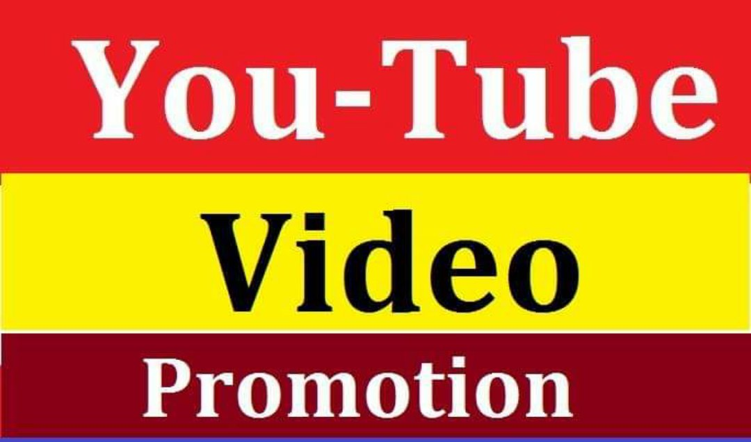 YouTube Video Promotion High Quality