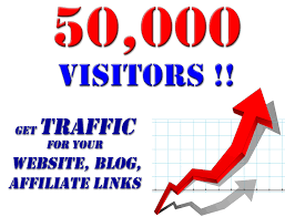 50000 Real And Active Website Traffic From Social Media For 30 Days