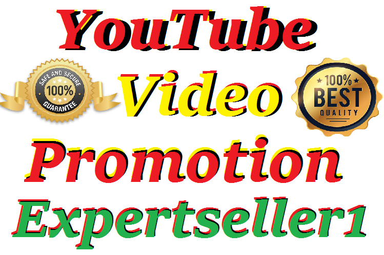 HQ YouTube Package Promotion Marketing All In One Service