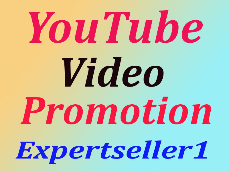 All Package YouTube Video Promotions In One Service