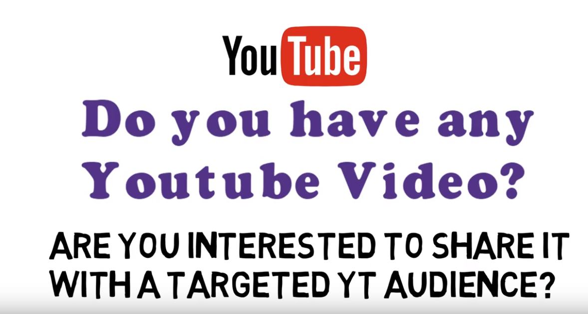 Instant Manually YouTube Real Users Promotion