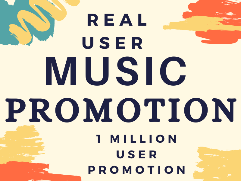 GET MUSIC PROMOTION THE PACKAGE OF YOUR CHOICE
