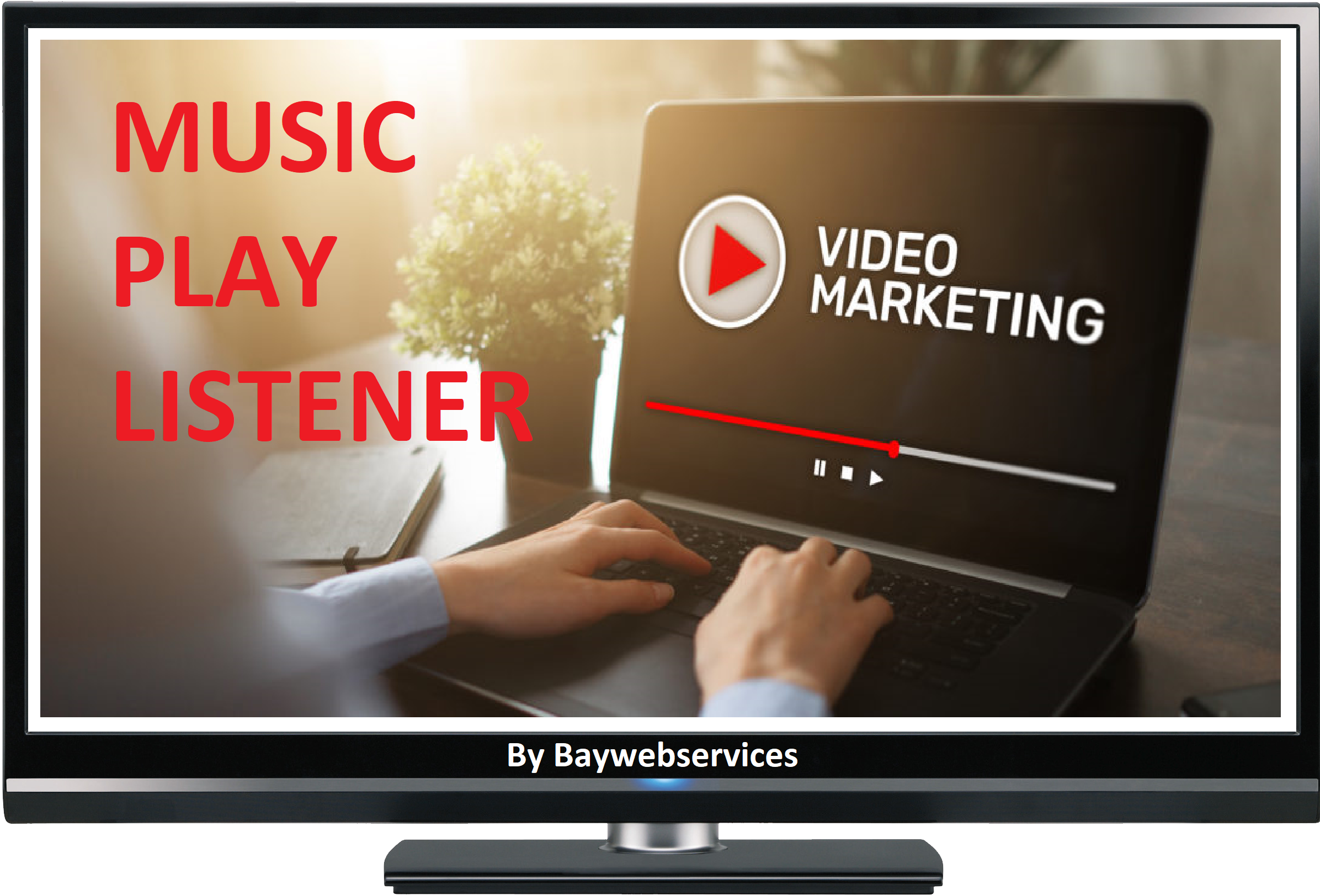 Organic Video Promotion and Marketing