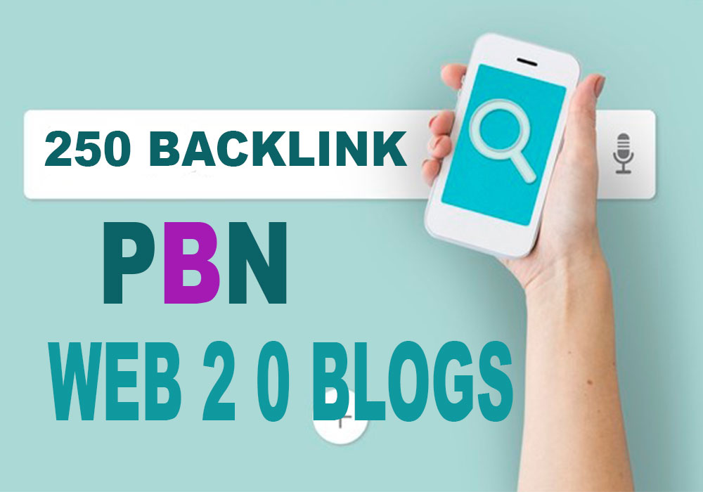 Highly Effective 250 Permanent web 2 0 PBNs Blogs SEO Backlinks For Google Ranking 1st page any site