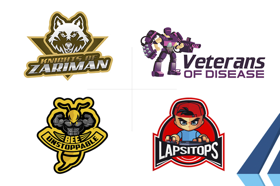 a creative mascot, character or cartoon logo for you