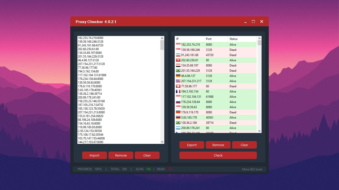 Proxy Checker Software [[2020]