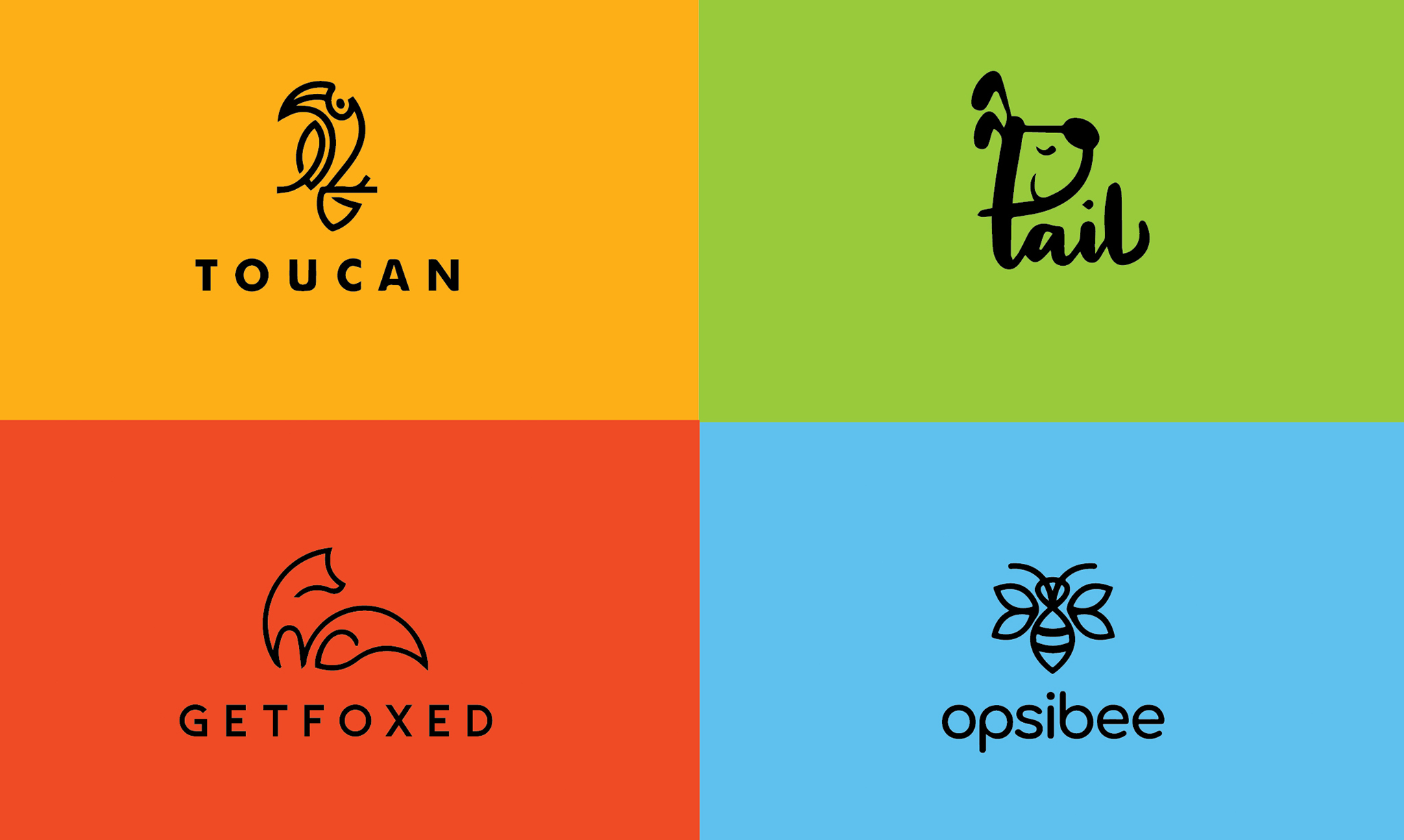 Design Unique Minimal Logo For Your Business