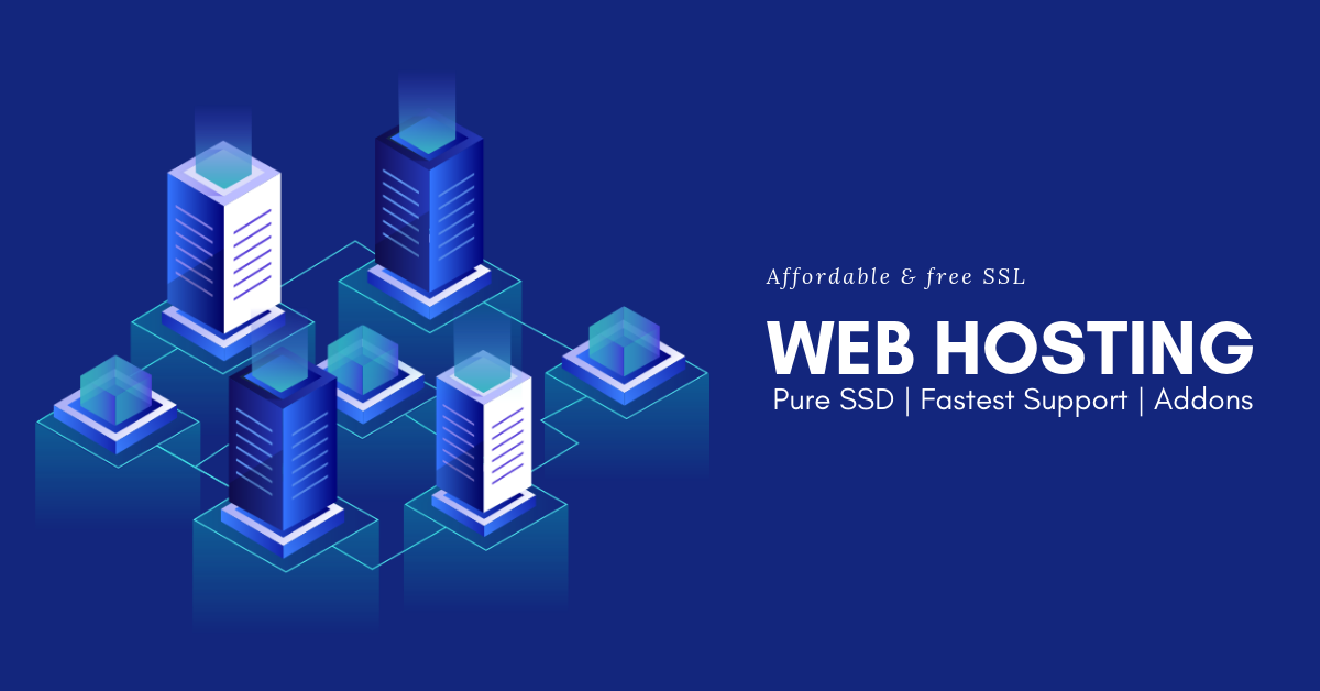 Cloud SSD Web Hosting For Your Wordpress Site