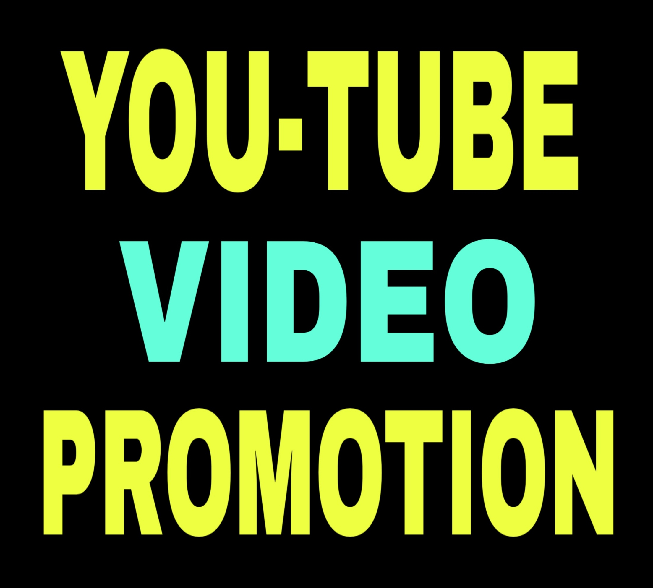 YouTube Video Promotion & Social Media Marketing Very Fast Completed