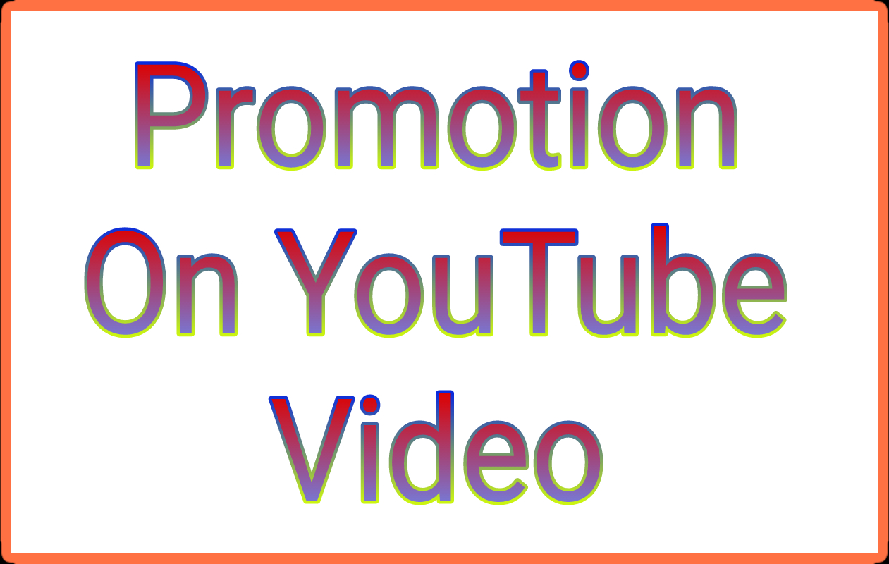 Instant promotion Youtube video in Time
