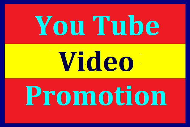 Organic YouTube Video Promotion Real User Very Fast Completed