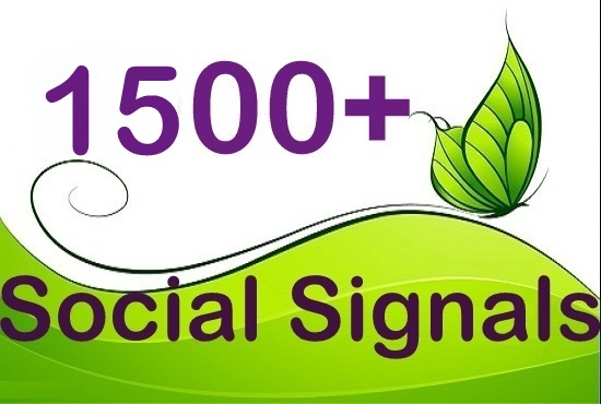 Best Quality Social Signals From Best Social Sites PR9-10