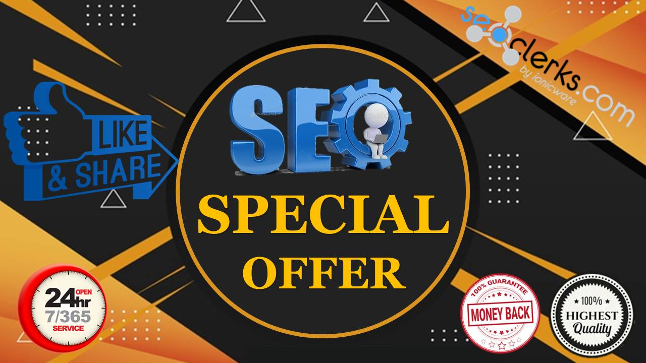 Rocket Delivery 15,000 Real High Quality Social Signals PR10 to Improve SEO and Boost Google Ranking