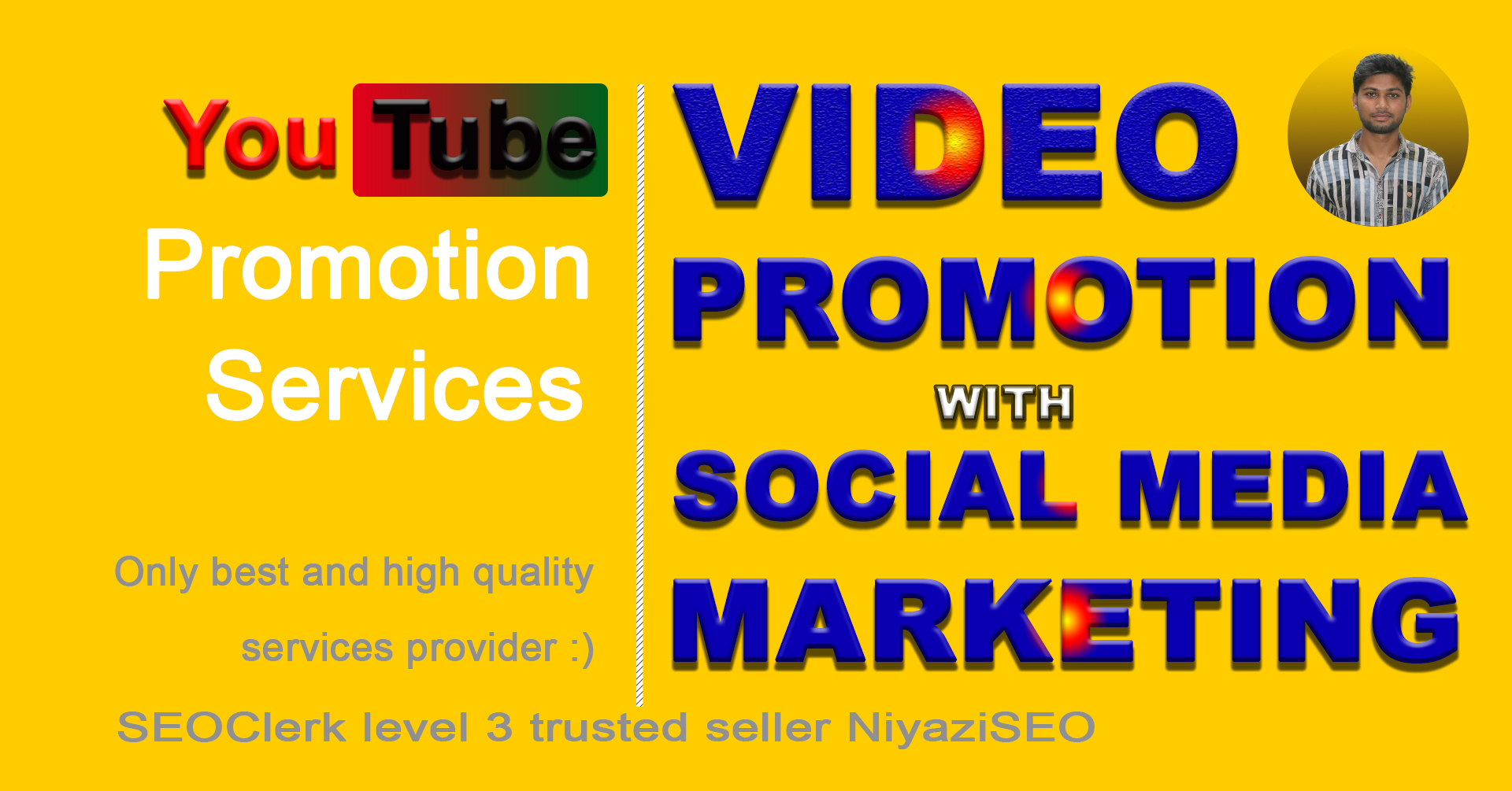 YouTube Video Promotion with Social Media Marketing