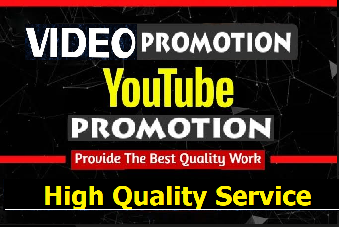INSTANT START YOUTUBE VIDEO Package PROMOTION MARKETING After Update