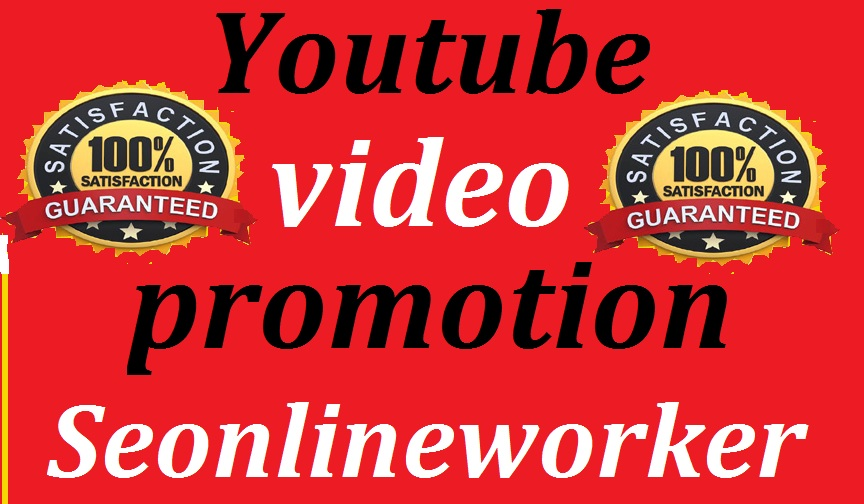 Bast offer YouTube viral Video Promotion And Marketing
