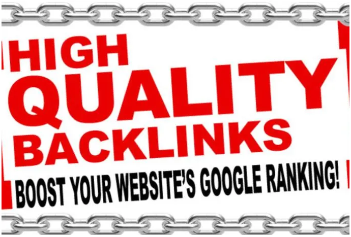 we will provide you the 40 best manual high domain authority back links
