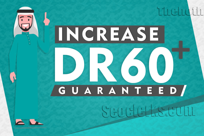 Increase domain rating DR ahrefs domain trust authority