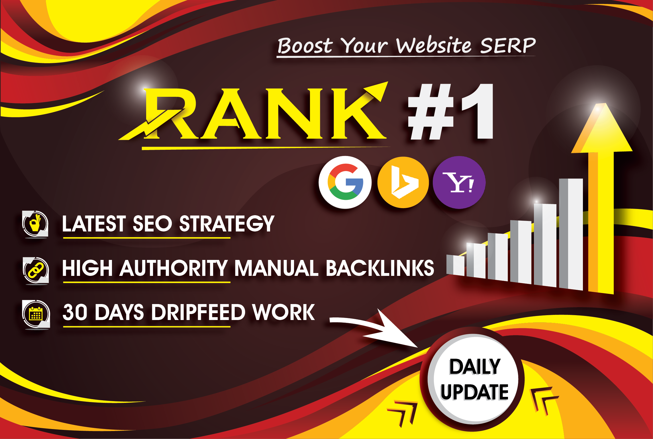 Push Your Website Ranking With Our booster SEO Monthly Backlinks