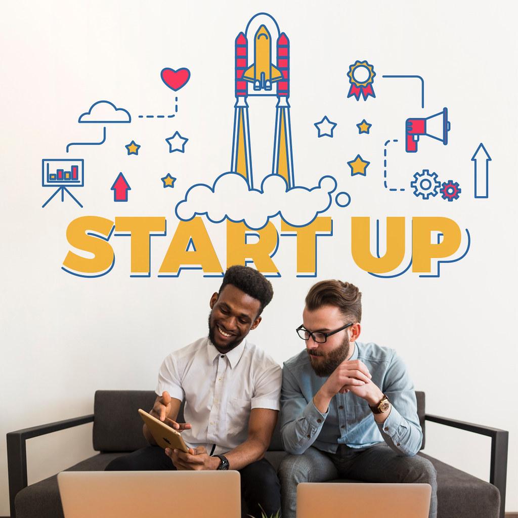 Guest Post on a Startup Business Blog DA 51 DR 53