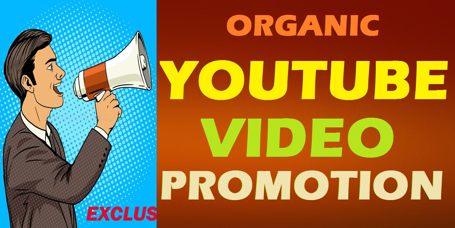 Instant YouTube Video Promotion Via High Quality User