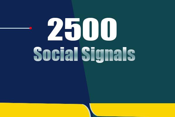 Create 1500 Powerful High PR SEO Social Signals Super Fast