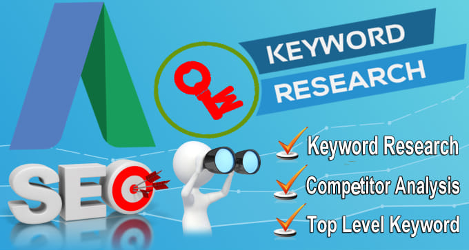 I Will Do Keyword Research & Competitor Analysis