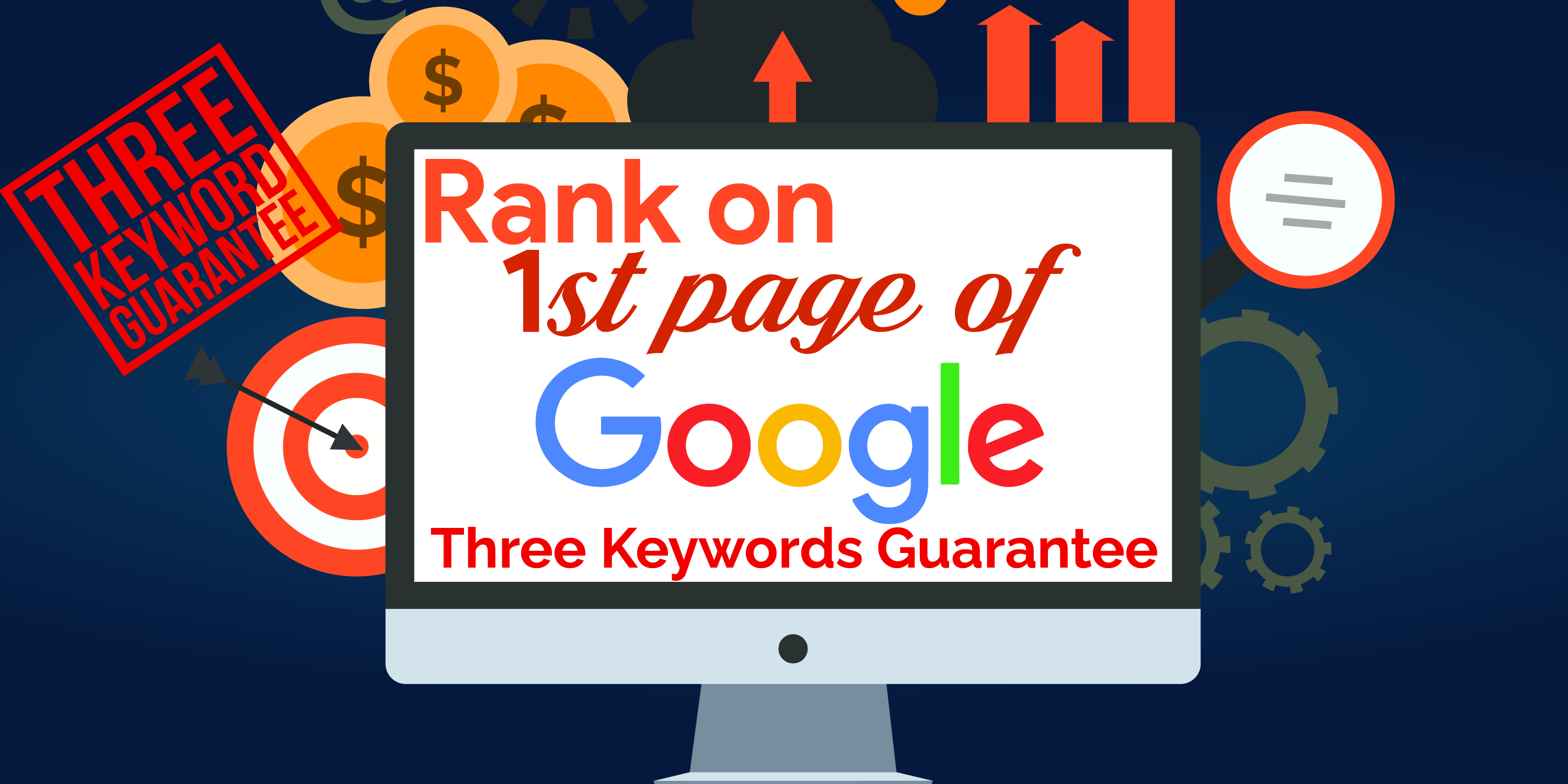 Guaranteed 3 Keywords Google 1 Page-Update May 2021
