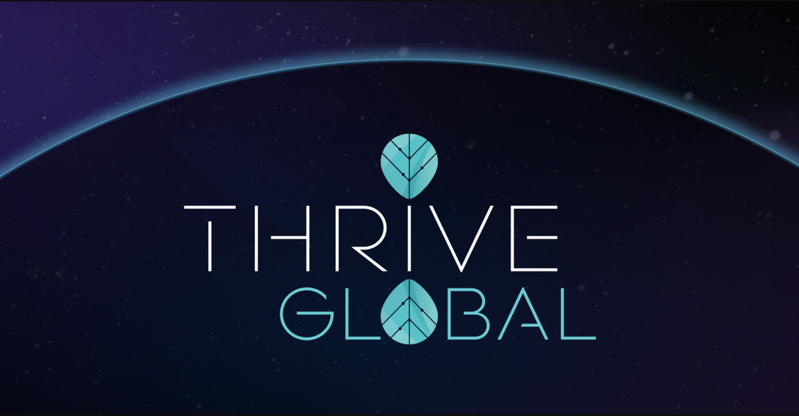 Place a permanent article on Thriveglobal. com DA 65