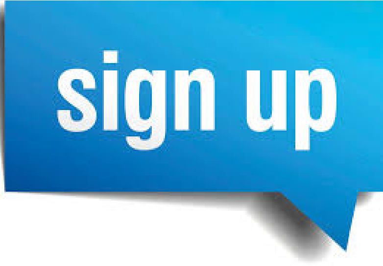 Provide you 50 sign up , registration , referrals , register for your website