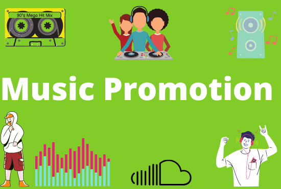 Buy Best Music Promotion Permanent Service And Make it Viral