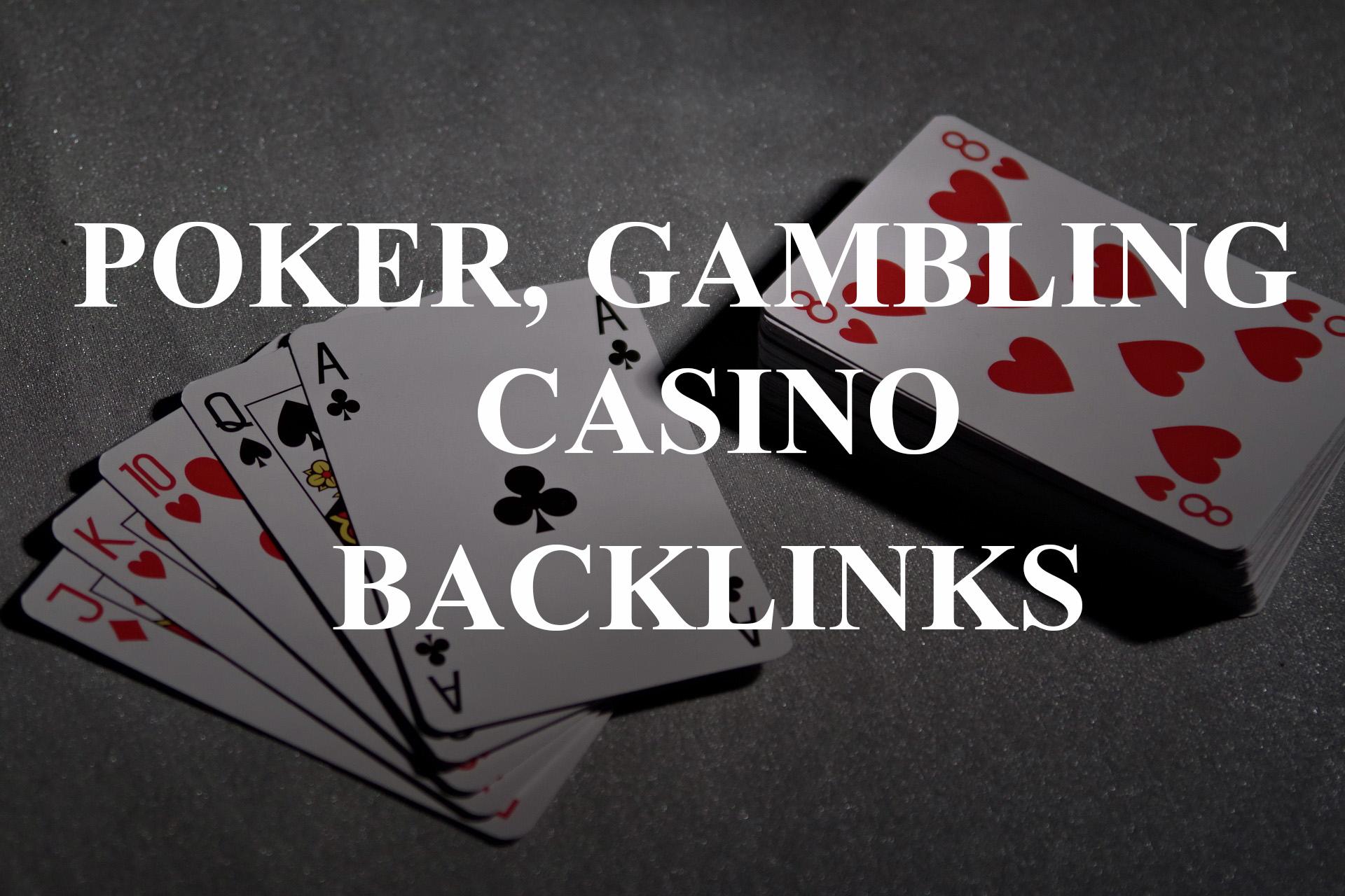 2850 poker,  casino and gambling pbns backlinks