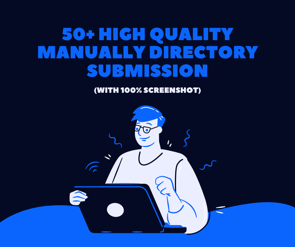 50+ High Quality Manually Directory Submission for rank boosting