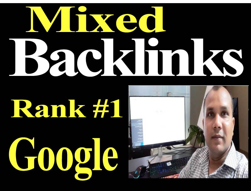 Manually do 20 Mixed Backlinks, Web 2.0,  Pdf Submission, article submission,  forum posting