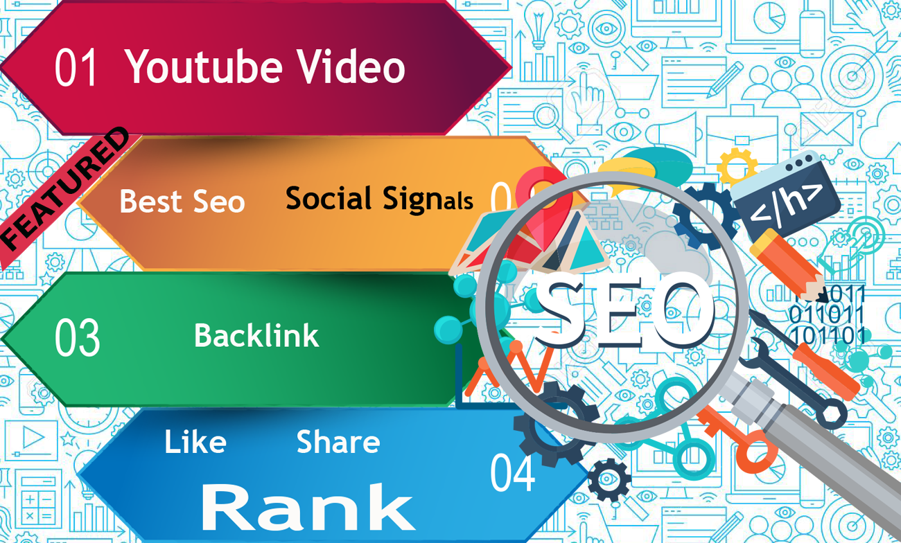 HD Best Seo 250 Social Signals