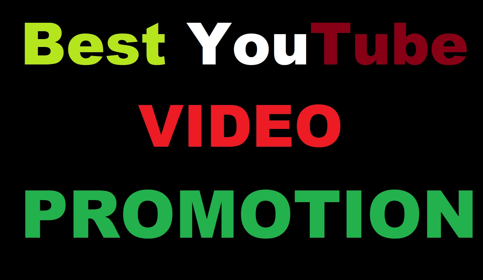 Get The Best YouTube Video Marketing Promotion Package The Right Way