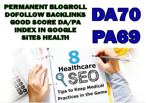 give link DA70x30 site Health blogroll permanent