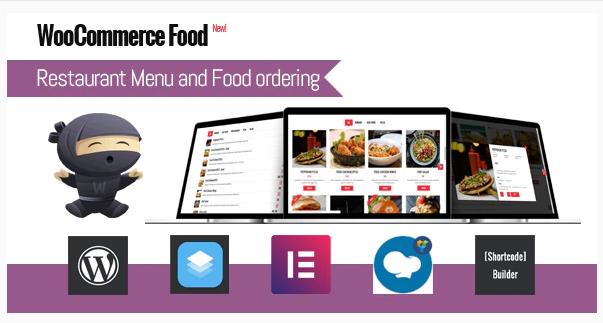 Food Restaurant Menu & Food Ordering - Wordpress Plugin