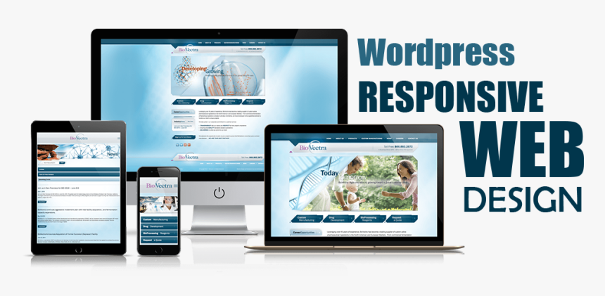 I Will Create Full WordPress Website And Good Looking Design