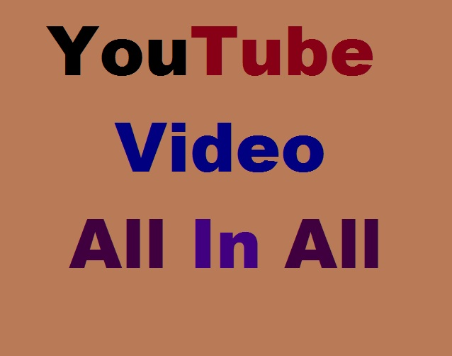 Manually YouTube Video Promotions Pack All In All One Super Fast