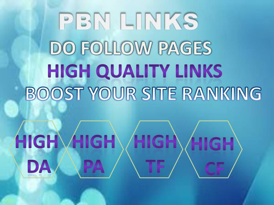 45 powerful pbn high da 20 plus dofollow backlinks on aged domain