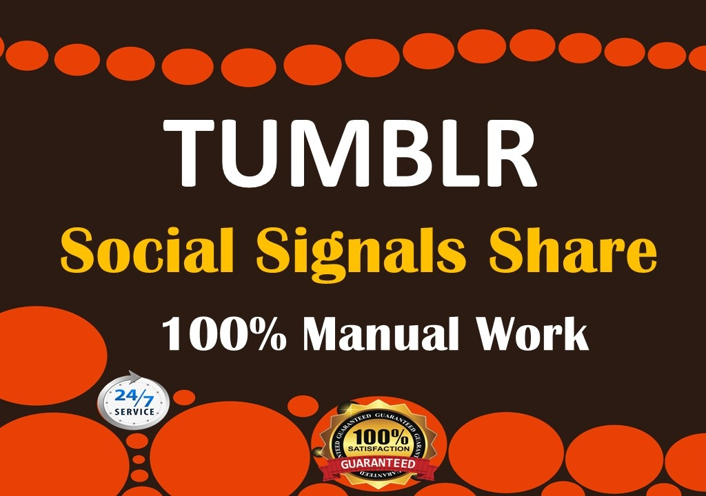 SEO SkyRocket 1000 Tumblr Social Signals Social Media Sites PR9 Social Bookmark