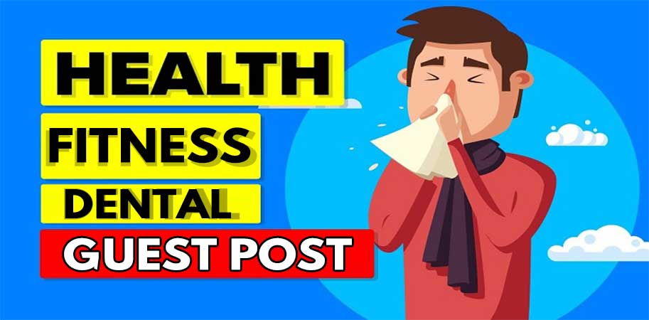 Write and Publish A Guest Post On Da25-30 Health, Fitness And Beauty Blog