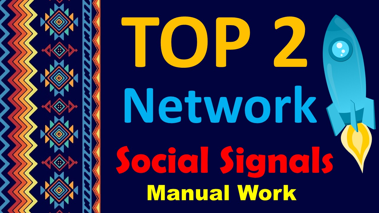 TOP No2 Social Media Best 20,000 SOCIAL SIGNALS With NUCLEAR SEO