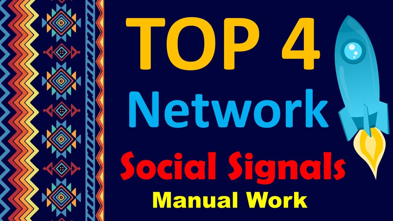 TOP No4 Social Media Best 10,000 SOCIAL SIGNALS With NUCLEAR SEO
