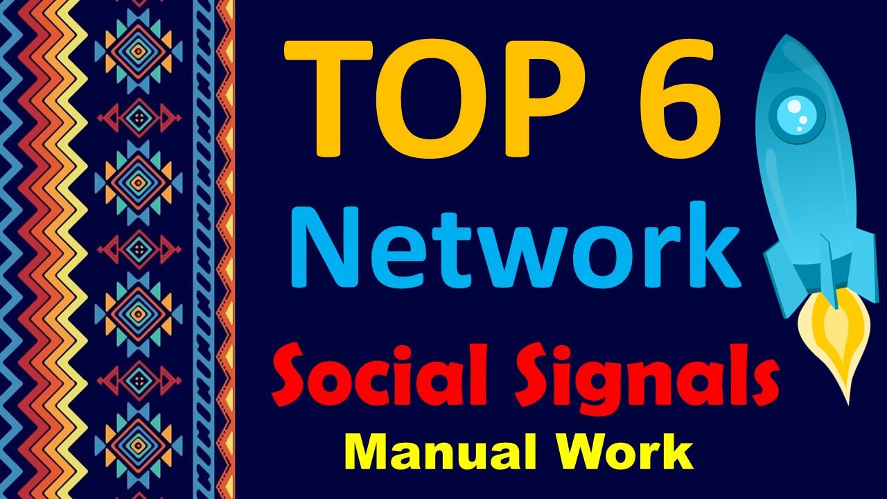 TOP No6 Social Media Best 20,000 SOCIAL SIGNALS With NUCLEAR SEO